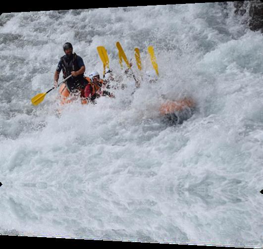 rafting samoens giffre